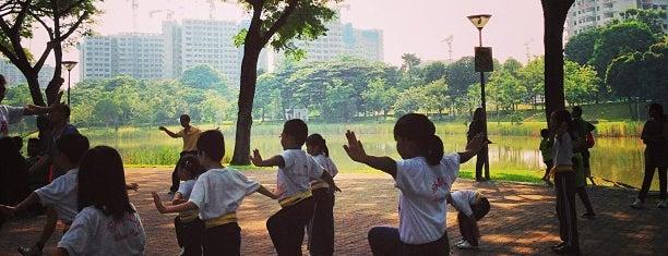 Punggol Park is one of Posti che sono piaciuti a MAC.