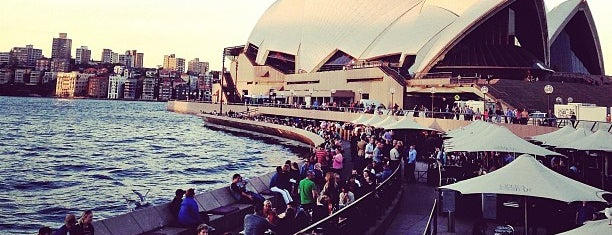 Opera Bar is one of Sydney.