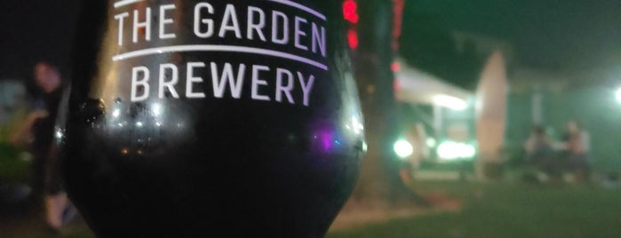 The Garden Brewery is one of Balkans.