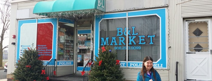 B&L Polish deli is one of INSAHD! Been There, Done That (NJ).