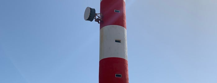 Faro de Punta de Abona is one of Turismo por Tenerife.