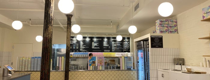 Van Leeuwen Artisan Ice Cream is one of Favoritos em New York.