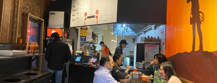 Otto's Tacos is one of Andrew 님이 좋아한 장소.