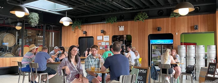 Wild East Brewing Co. is one of Breweries To Do.