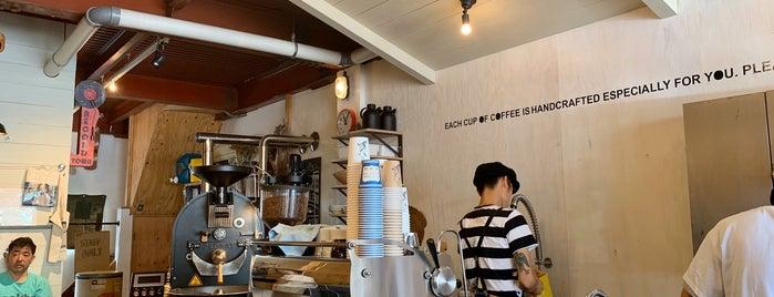 Little Nap COFFEE ROASTERS is one of Coffee In Japan.