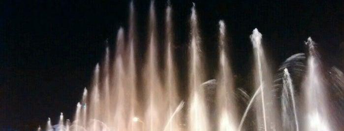 Dancing Fountain | მოცეკვავე შადრევანი is one of Orte, die Haydar gefallen.
