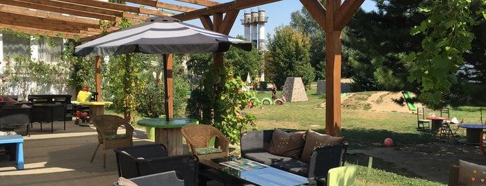 Inspiro - Park Oddychu is one of Zuzana'nın Beğendiği Mekanlar.