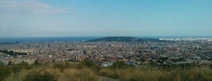 Mirablau is one of barcelona • outdoor.