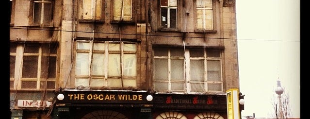 The Oscar Wilde is one of Berlin spots to visit.