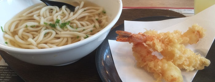 Den Udon is one of London.