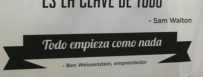 Semana del Emprendedor 2016 is one of Lieux qui ont plu à Charly.