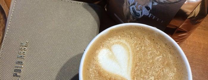 Australian Coffee Shop is one of Kahve Molası ☕️.