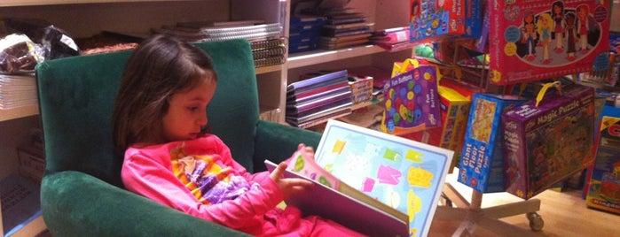 Tırtıl Kids Kitabevi is one of Kids' places.