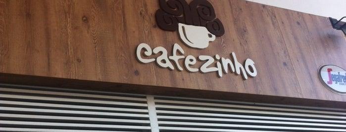 Cafezinho is one of Brasília Veggie.