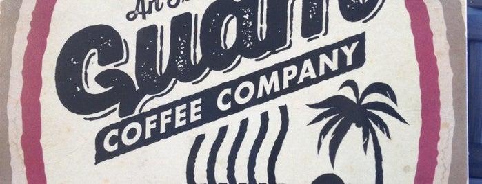 Guam Coffee Company is one of Locais curtidos por Craig.