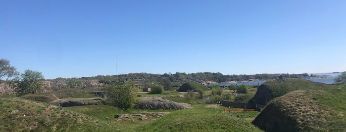 Suomenlinna Museo is one of Museokortti.