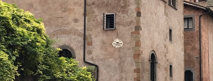 Palazzo Mattei di Giove is one of Roma.