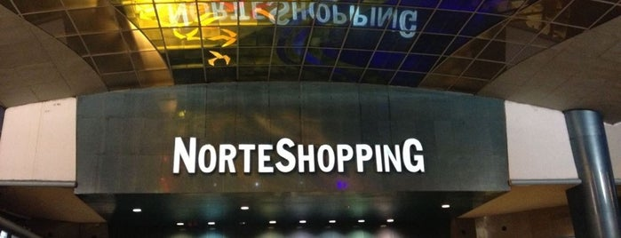 NorteShopping is one of Shopping Center (edmotoka).