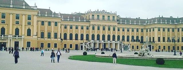 Schönbrunn Palace is one of Marcos's Liked Places.