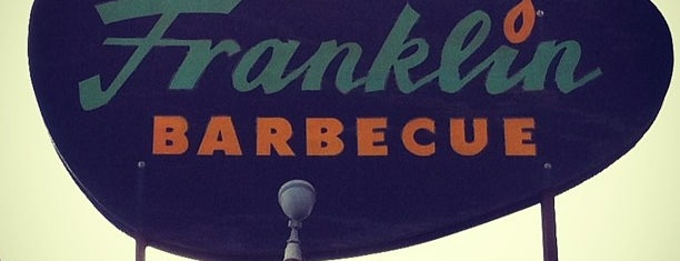 Franklin Barbecue is one of Austin.