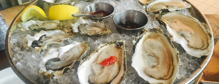 Island Creek Oyster Bar is one of The 25 Best Seafood Restaurants in America.