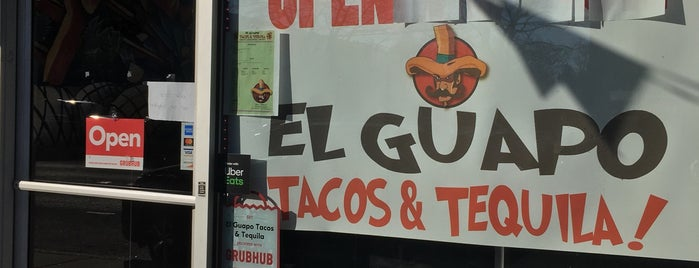El Guapo Tacos & Tequila is one of Long Island-2.