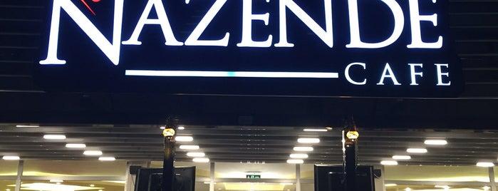 Aşk-ı Nazende is one of Konya'da Café ve Yemek Keyfi.
