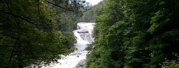 Triple Falls is one of Asheville.
