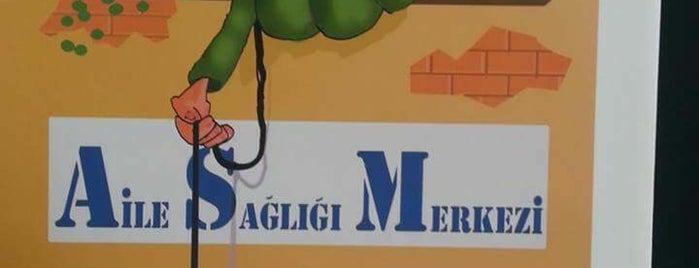 Akasya Aile Saglik Merkezi is one of Nurşenさんのお気に入りスポット.