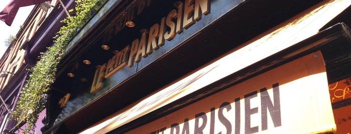 Le Petit Parisien is one of Lieux qui ont plu à Will.