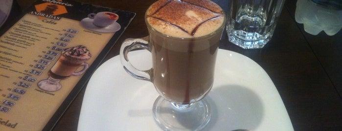 Andradas Café & Confeitaria is one of Coffee & Tea.