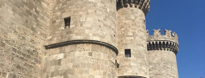 Mittelalterliche Stadt von Rhodos is one of Rhodes.