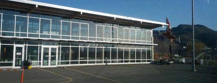 Kamloops Airport (YKA) is one of Airports Visited.