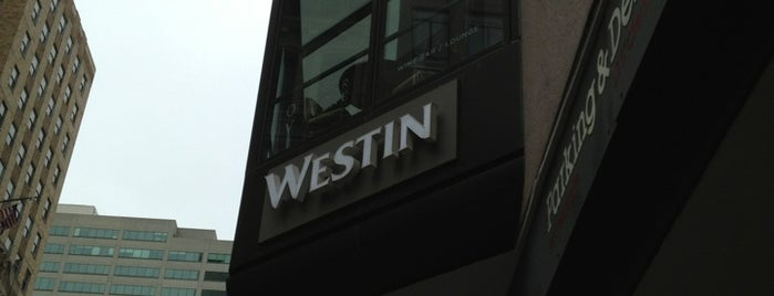 The Westin Cincinnati is one of Simpsonnati.