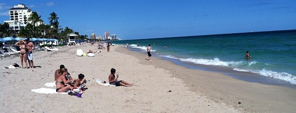 Fort Lauderdale Beach is one of Ft. Lauderdale/Miami.