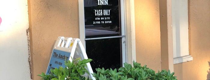 The Anchor Inn is one of Posti che sono piaciuti a Fiona.