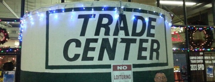 Corpus Christi Trade Center is one of Fun things n places!.