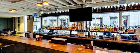 Bars with Pretzels
