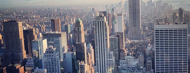 Top of the Rock Observation Deck is one of New York Best: Sights & activities.