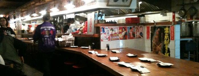 Taishu-Izakaya Kenka is one of Good Restaurants.