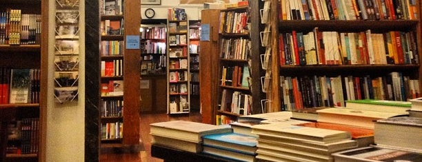 City Lights Bookstore is one of San Francisco Bay.