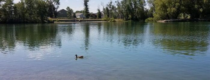 Bozeman Pond is one of Bozeman 2020.