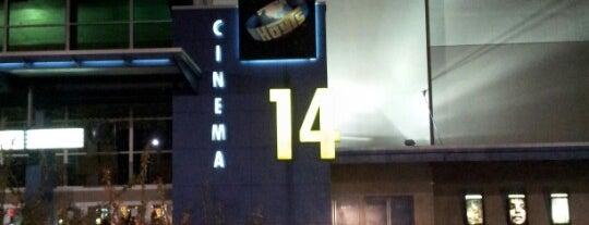 Hoyts Cinemas 14 is one of Posti salvati di kazahel.