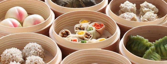 Dim Sum Cantine is one of Restos a tester.