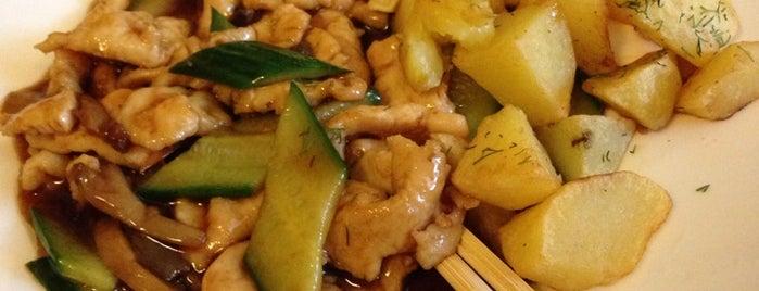 Сян Лун (Молодой Дракон) is one of китайская кухня / chinese cuisine.
