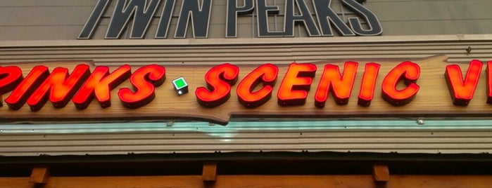 Twin Peaks is one of Hungry in the DTX (Dallas, Tx area).