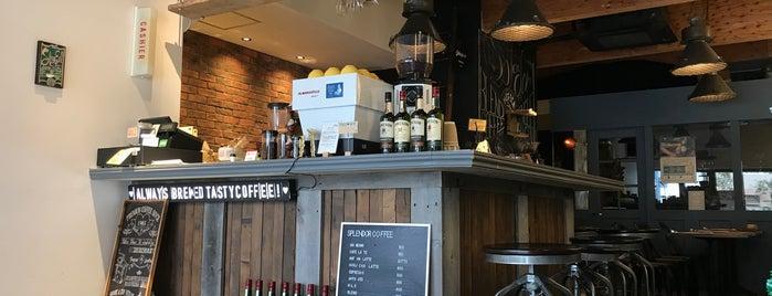 Splendor Coffee is one of Japan Guide.