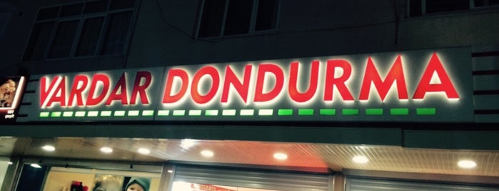 Vardar Dondurma is one of Dondurma - Ice Cream - Gelato.