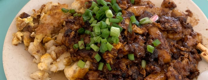 Hock Soon Carrot Cake 福顺菜头粿 is one of Hawker Stalls I Wanna Try... (3).