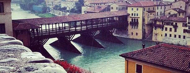 Ponte degli Alpini is one of Luoghi da ricordare.